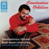 Constantine Orbelian: Shostakovich, Mozart, Bach Piano Concertos by Constantine Orbelian