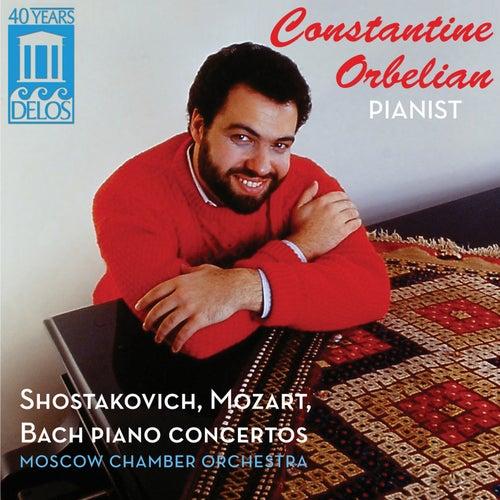 Play & Download Constantine Orbelian: Shostakovich, Mozart, Bach Piano Concertos by Constantine Orbelian | Napster