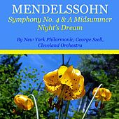 Mendelssohn: Symphony No. 4 & A Midsummer Night's Dream by Various Artists