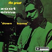 Down Home by Zoot Sims