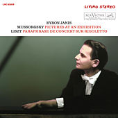 Play & Download Mussorgsky: Pictures at an Exhibition; Liszt: Paraphrase de concert sur Rigoletto by Byron Janis | Napster