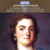 Vivaldi, Antonio (1678-174 1):  Le Cantate per soprano e stromenti - Parte quarta: RV 682, 679, 681, 680, 678, 799. by Nicki Kennedy