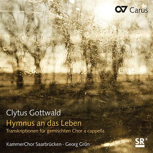 Play & Download Gottwald: Hymnus an das Leben by Saarbrucken Chamber Choir | Napster