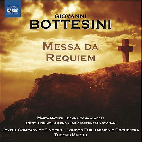 Play & Download Bottesini: Messa da Requiem by Marta Matheu | Napster