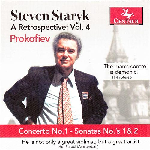 Play & Download A Retrospective, Vol. 4 by Steven Staryk | Napster