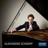 Ravel: Le tombeau de Couperin - Scriabin: 5 Preludes - Schubert: Piano Sonata No. 21 by Alexander Schimpf