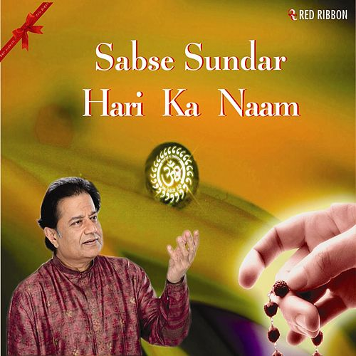 Play & Download Sabse Sunder Hari ka naam by Anup Jalota | Napster