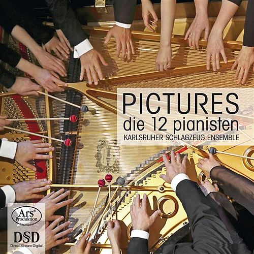 Pictures by 12 Pianists