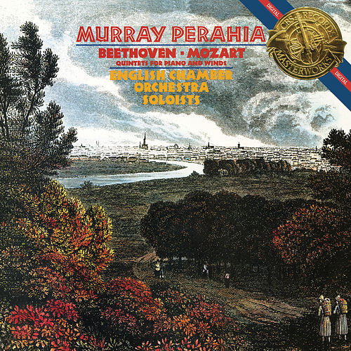 Play & Download Mozart: Quintet K. 452 & Beethoven: Quintet op. 16 by Murray Perahia | Napster
