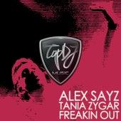 Freakin' Out by Alex Sayz