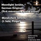 Moonlight Sonata , Mondschein Sonate (1. Movement , 1. Satz) by Moonlight Sonata