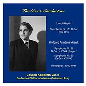 Play & Download The Great Conductors: Joseph Keilberth, Vol. 2 by Prague German Philharmonic Orchestra | Napster