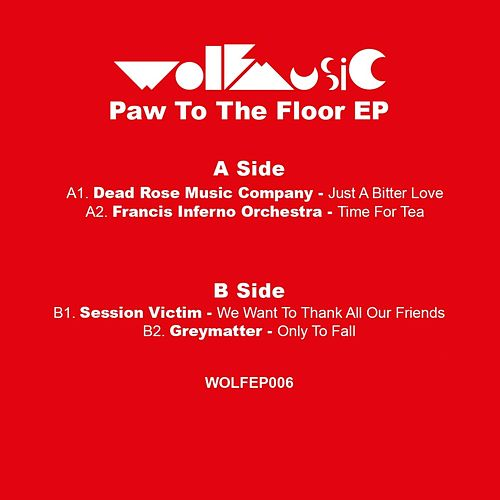 Paw To The Floor EP by Various Artists