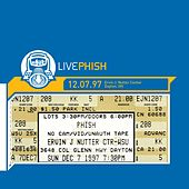 LivePhish 12/07/97 by Phish