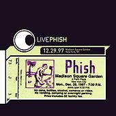 LivePhish 12/29/97 by Phish