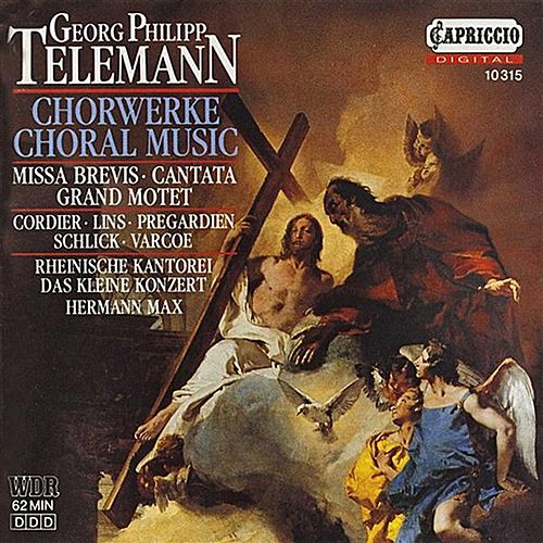 Play & Download Telemann: Choral Music by Various Artists | Napster