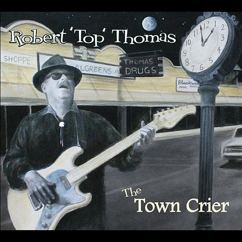 The Town Crier by Robert Top Thomas