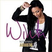 Play & Download Not Afraid (Acoustic) by Winta | Napster