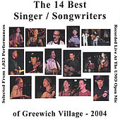 The 14 Best Singer / Songwriters of Greenwich Village - Vol II (2004) by Various Artists