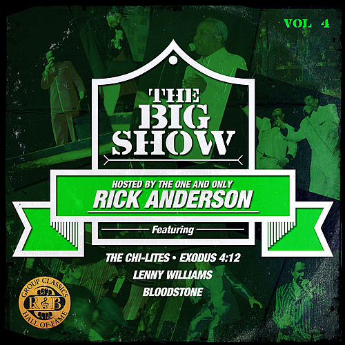 Play & Download The Big Show (70's Soul Music Live) - Volume 4 (Digitally Remastered) by Various Artists | Napster