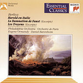 Play & Download Berlioz: Harold in Italy, Three Orchestral Pieces From La Damnation de Faust, more by Various Artists | Napster