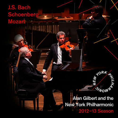 Play & Download J.S. Bach, Schoenberg, Mozart by New York Philharmonic | Napster