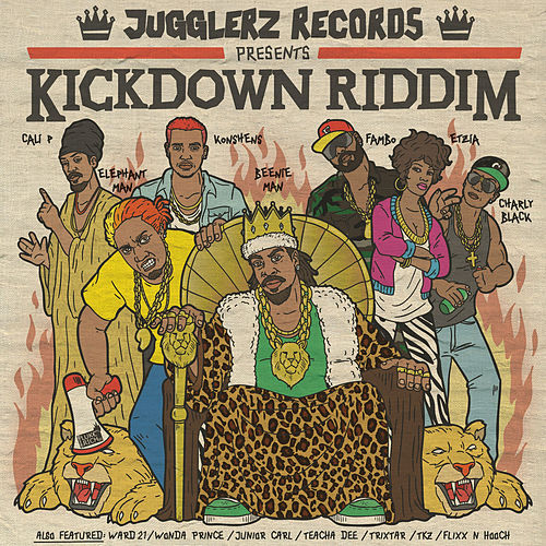 Play & Download Kickdown Riddim Selection by Various Artists | Napster