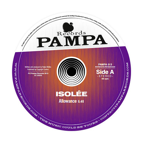 Play & Download Allowance by Isolee | Napster