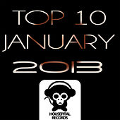 Top 10 January 2013 by Various Artists