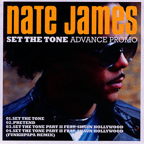 Play & Download Set The Tone by Nate James | Napster