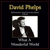 What a Wonderful World Performance Tracks by David Phelps