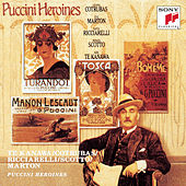 Puccini Heroines von Various Artists