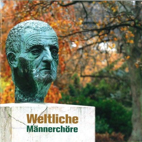 Weltliche Männerchöre by Männerchorvereinigung Anton Bruckner Privatuniversität Linz