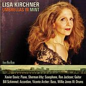 Play & Download Umbrellas in Mint by Lisa Kirchner | Napster
