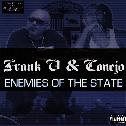 Enemies of the State by Conejo
