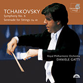 Play & Download Tchaikovsky: Symphony No. 6, Pathétique; Serenade for Strings op. 48 by Royal Philharmonic Orchestra and Daniele Gatti | Napster