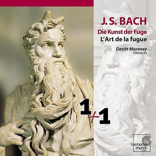 J.S. Bach: Die Kunst der Fuge, BWV 1080 (The Art of Fugue) by Davitt Moroney