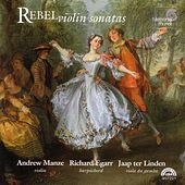 Rebel: Violin Sonatas by Various Artists