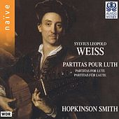 Weiss: Partitas pour luth by Hopkinson Smith