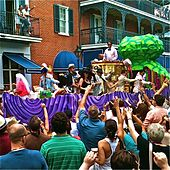Play & Download Its Mardi Gras by Desire | Napster