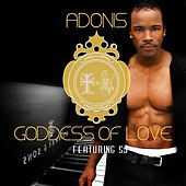 Play & Download Goddess of Love (feat. SJ) by Adonis | Napster