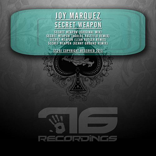 Secret Weapon by Joy Marquez