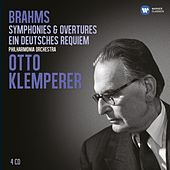 Brahms: Symphonies; Ein deutsches Requiem (Klemperer Legacy) by Various Artists