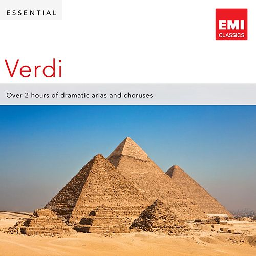 Play & Download Essential Verdi by Various Artists | Napster