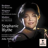 Play & Download Brahms: Alto Rhapsody/Mahler: Das Lied der Erde etc. by Stephanie Blythe | Napster