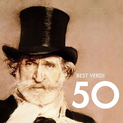 50 Best Verdi by Various Artists