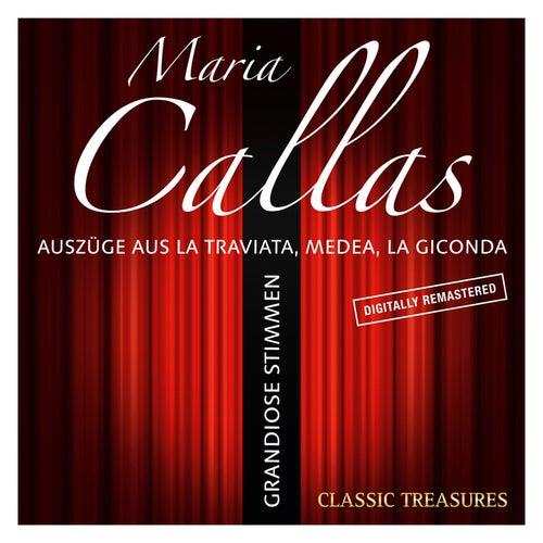 Grandiose Stimmen: Maria Callas (Digitally Remastered) by Maria Callas