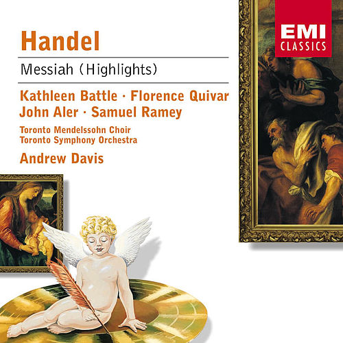 Play & Download Messiah (Excerpts) by George Frideric Handel | Napster