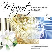 Play & Download Piano Concertos Nos. 20 and 23 by Wolfgang Amadeus Mozart | Napster