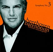 Play & Download Beethoven : Symphony No.3 by Daniel Barenboim | Napster